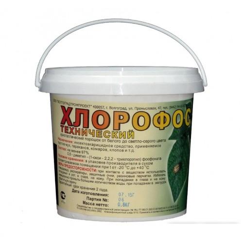 Хлорофос 5 кг