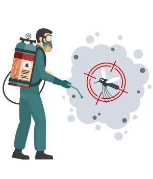 Дезинсекция насекомых