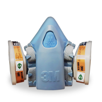 Полумаска Protec 3M