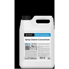 Универсальный очиститель твёрдых поверхностей Spray Cleaner Concentrate