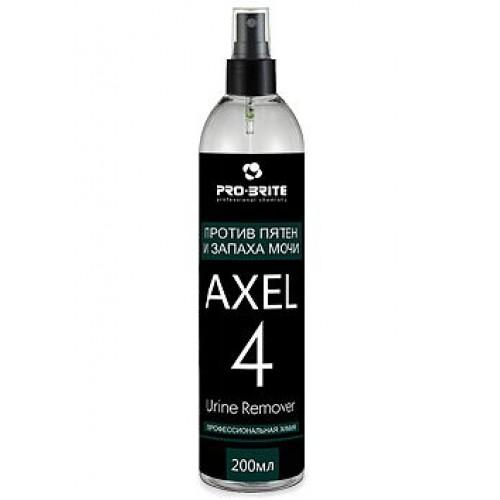 Средство против пятен и запаха мочи Axel-4 Urine Remover