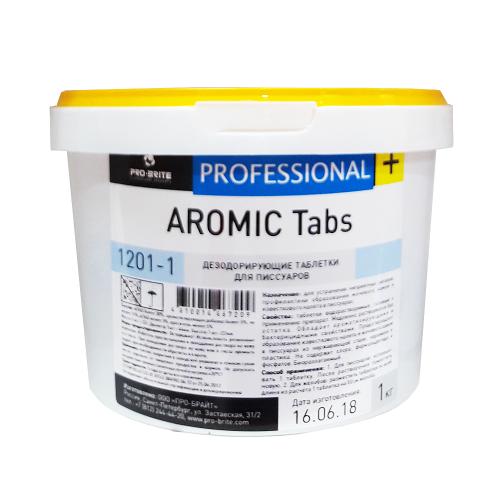 Дезодорирующие таблетки для писсуаров Стандарт Aromic Tabs