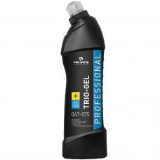 Моющее отбеливающее средство с содержанием хлора TRIO-GEL