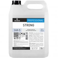 Готовое средство для чистки пароконвектоматов STRONG