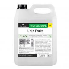 Бактерицидный освежитель воздуха с фруктовым ароматом Unix Fruits (5 л)
