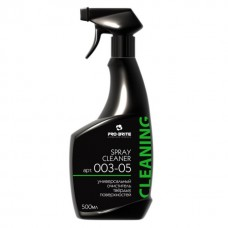 Универсальный очиститель твёрдых поверхностей Spray Cleaner