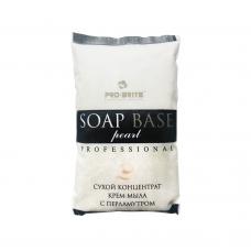Сухой концентрат крем-мыла с перламутром Soap Base Pearl