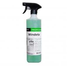 Нейтральное моющее средство для стекол и зеркал Windeta 1л